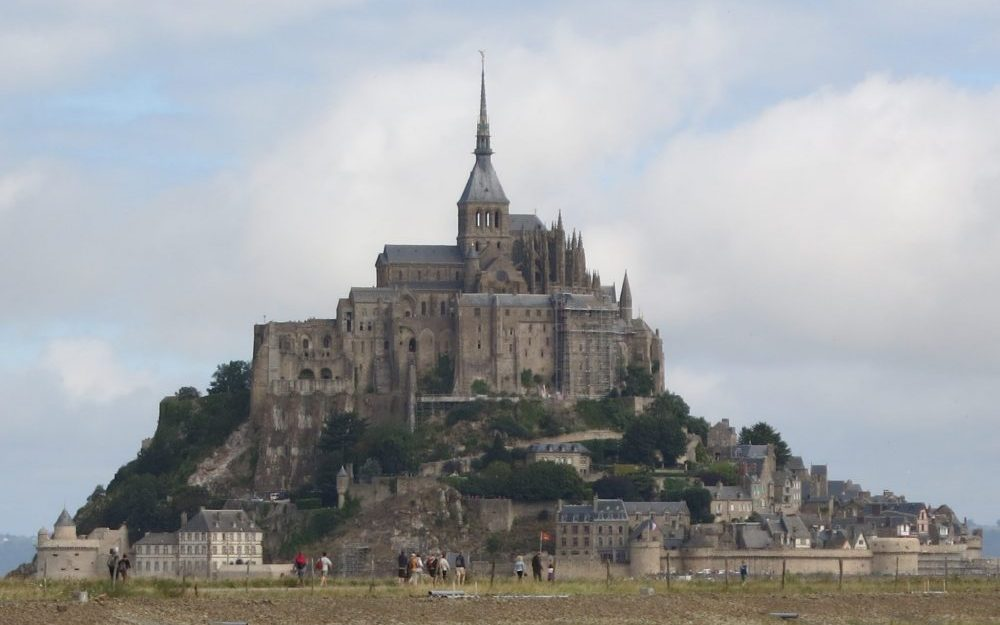 Mont-Saint-Michel, France. 25 real tips for women traveling alone.