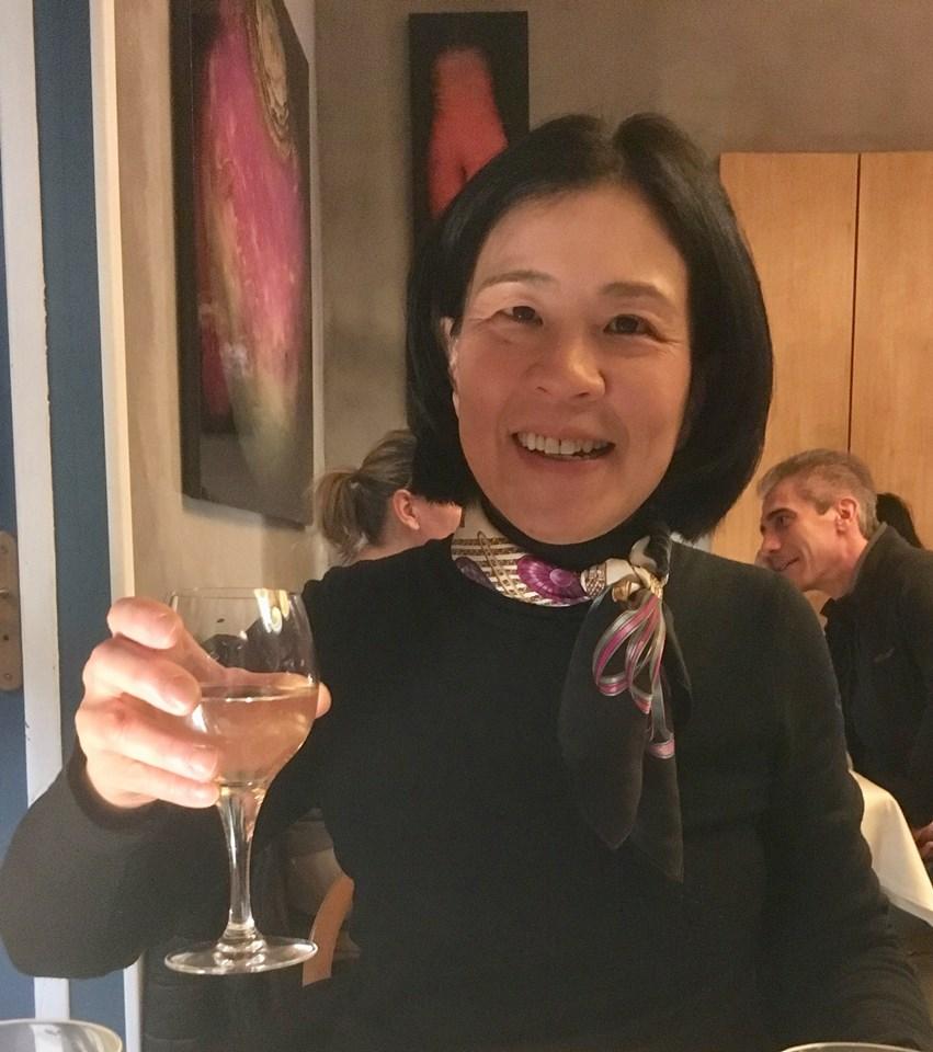 Janice Chung. Photo courtesy of Janice Chung.