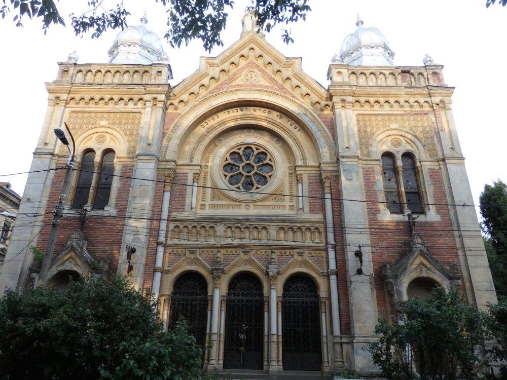 The Fabric New Synagogue: Timisoara photo essay.