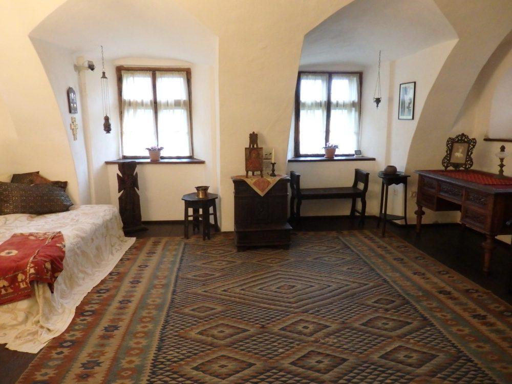 a bedroom in Bran Castle: Should you visit Dracula's Castle?