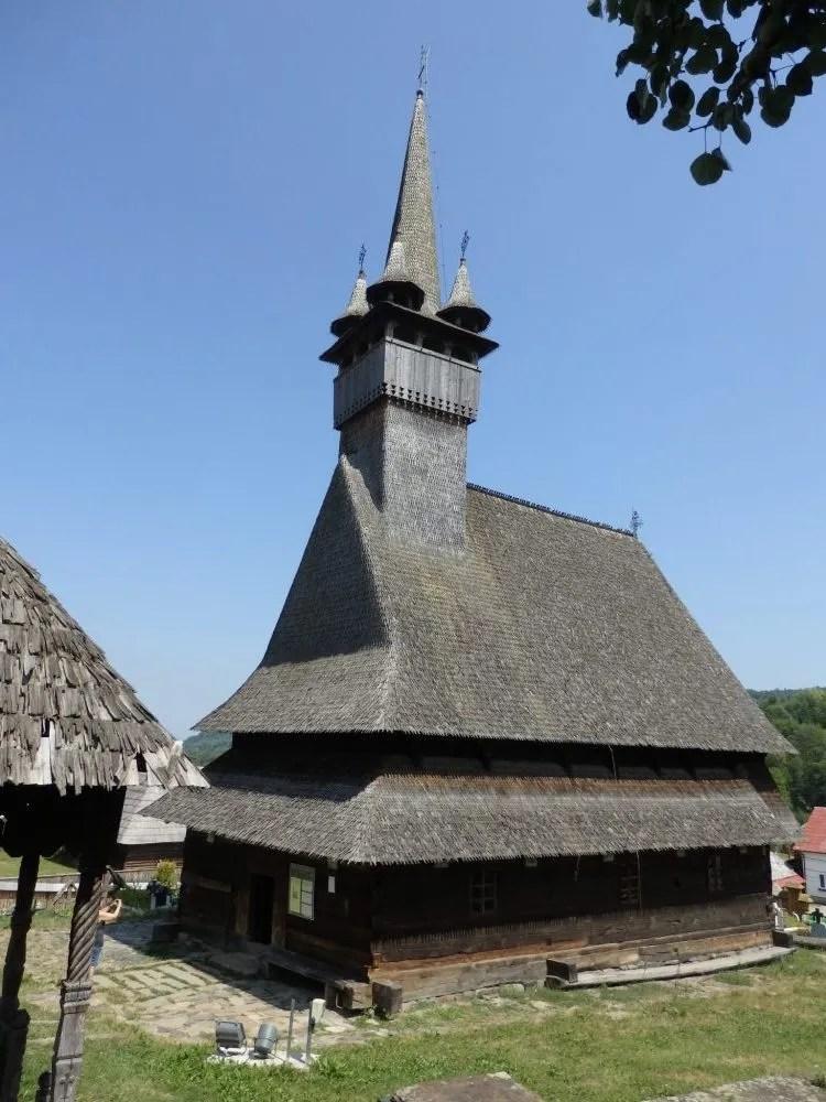 Budesti church: Wooden churches of Maramures