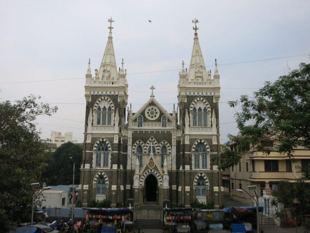 Mount Mary Church in Mumbai