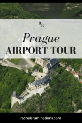 Prague Airport pin 2