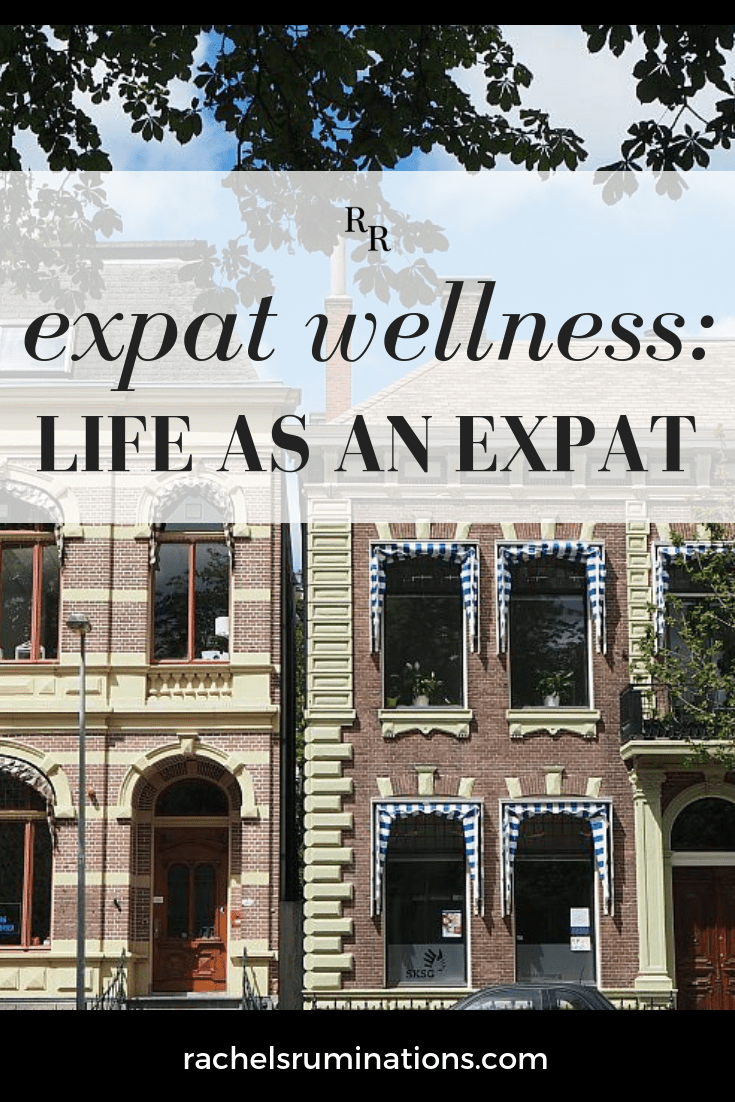 I wrote this article about life as an expat in response to Aetna's wellness survey. As a long-term expat, I think it offers some reassurance to new expats! #sponsored #expatlife #expatriate