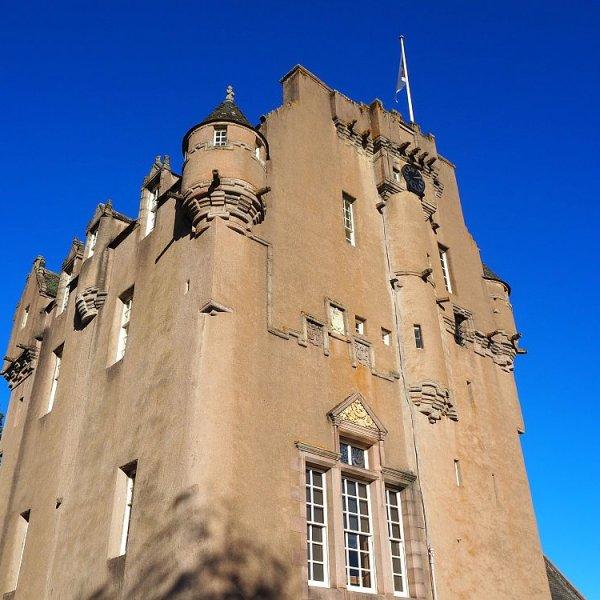 Aberdeenshire castles worth visiting