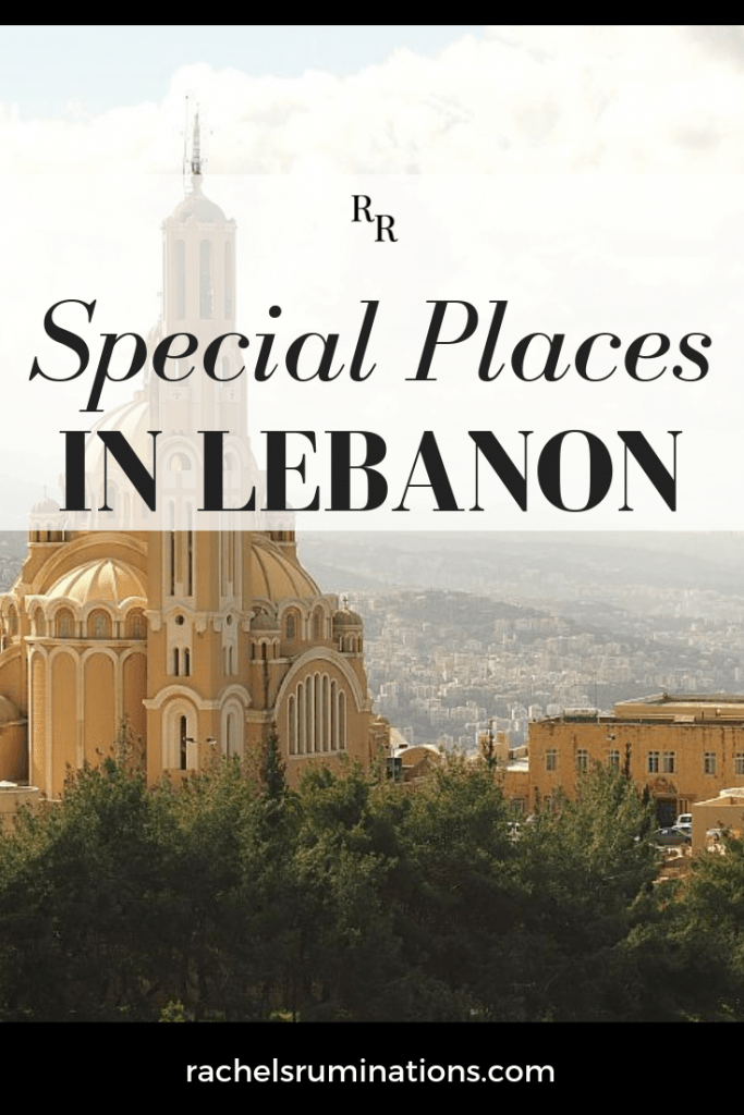 Read here about the two full-day trips I took from Beirut, Lebanon, and all the special places I saw, including 3 UNESCO sites! #Lebanon #Beirut #Byblos #Baalbek #Anjar