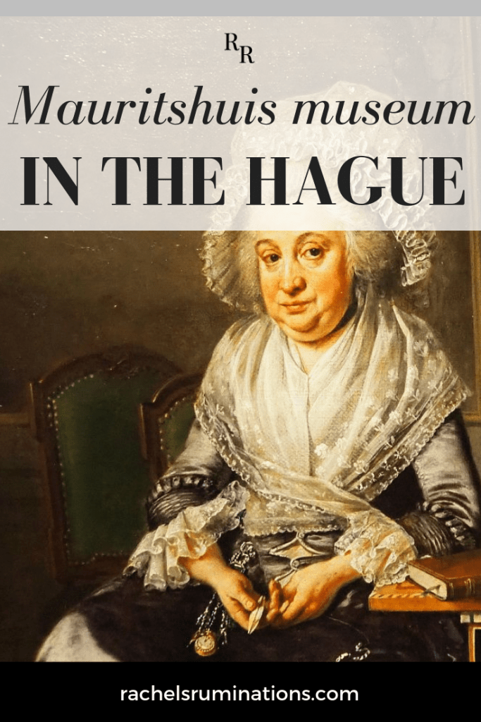 I wanted to visit Mauritshuis, an art museum in the Hague, to see Vermeer's Girl with a Pearl Earring. But this Den Haag museum has many more gems of Golden Age art. Click to read all about this outstanding little museum! #thehague #denhaag #artmuseum #mauritshuis