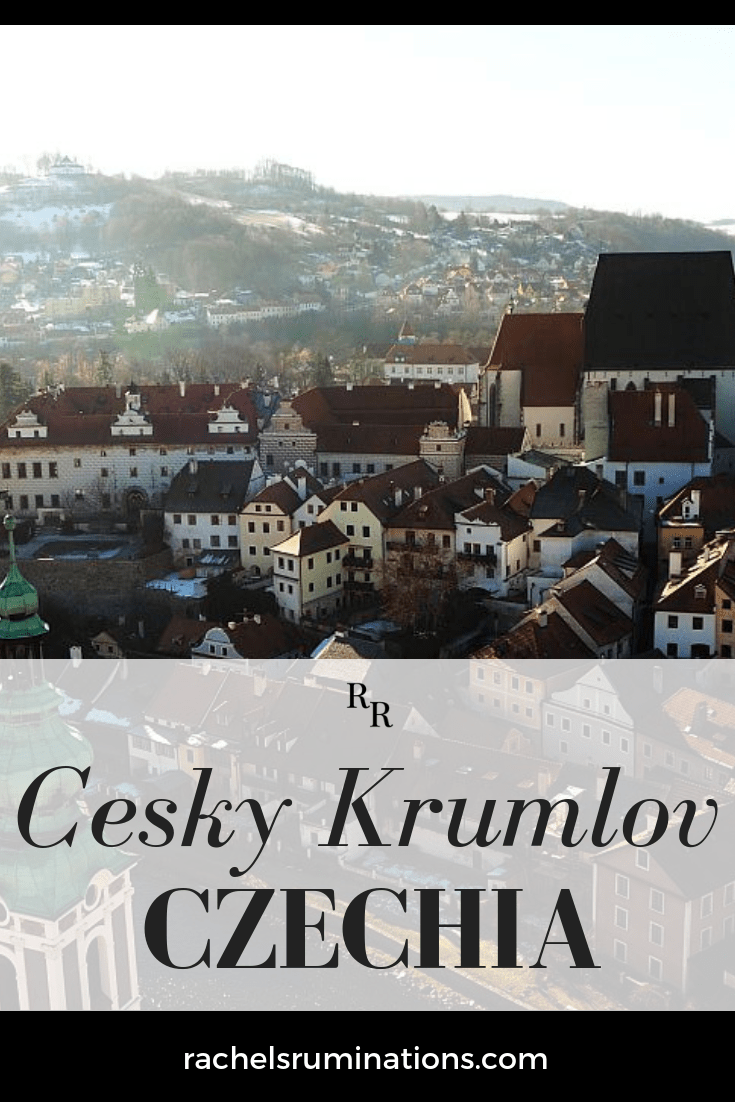 If you can only visit one place in the Czech Republic outside of Prague, I think Cesky Krumlov and Cesky Krumlov Castle should be first on your list. #ceskykrumlov #czechia #unescoworldheritage #c2cgroup via @rachelsruminations