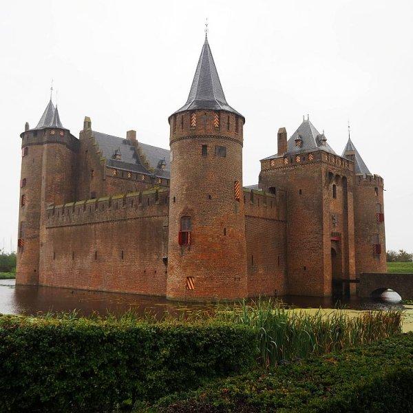 Muiderslot Castle (a.k.a. Amsterdam Castle)