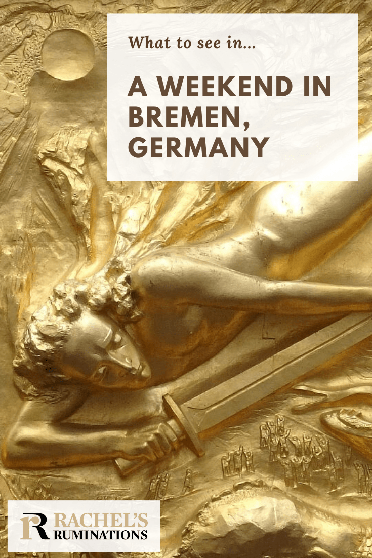 A weekend in Bremen, Germany: a pleasant place to visit with an interesting history as a Hanseatic city. Here's what we managed to see in two days. #Bremen #Germany via @rachelsruminations