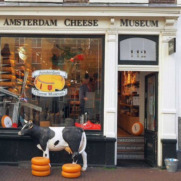 Amsterdam Cheese Museum review + all about Dutch cheese!
