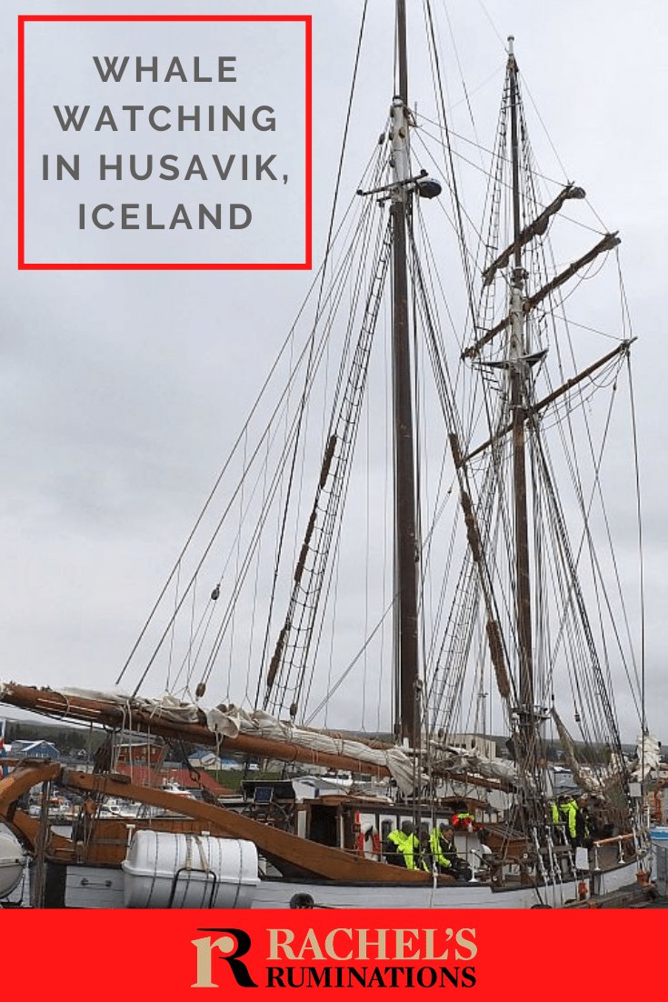 Our #Husavik whale watching trip with North Sailing didn't go quite as I'd hoped. The weather was terrible, but I'd do it again in a heartbeat! #husavik #whalewatching #iceland #inspiredbyiceland #northiceland @northiceland via @rachelsruminations