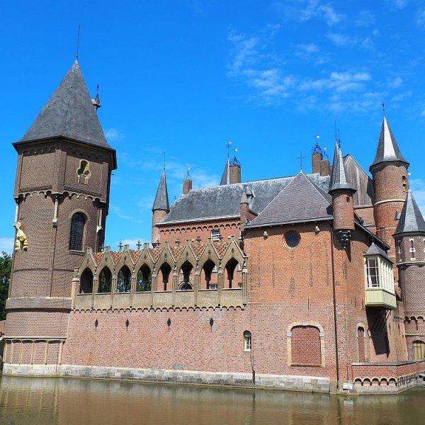 Heeswijk Castle near Den Bosch