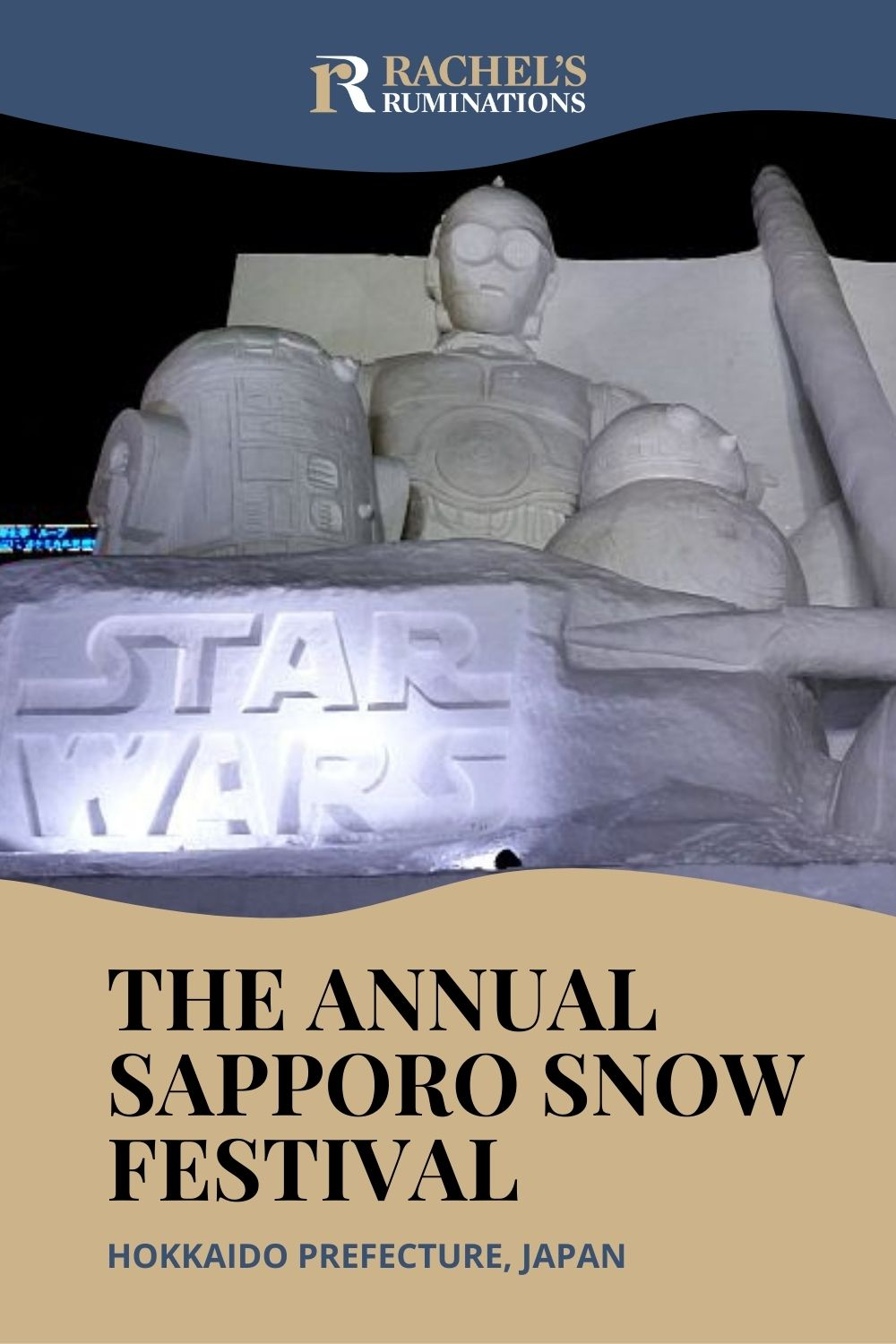 The Sapporo Snow Festival in Hokkaido prefecture, Japan, is a great chance to see amazing and huge sculptures made of ice and snow. Read all about it here, plus some tips for planning your visit! via @rachelsruminations