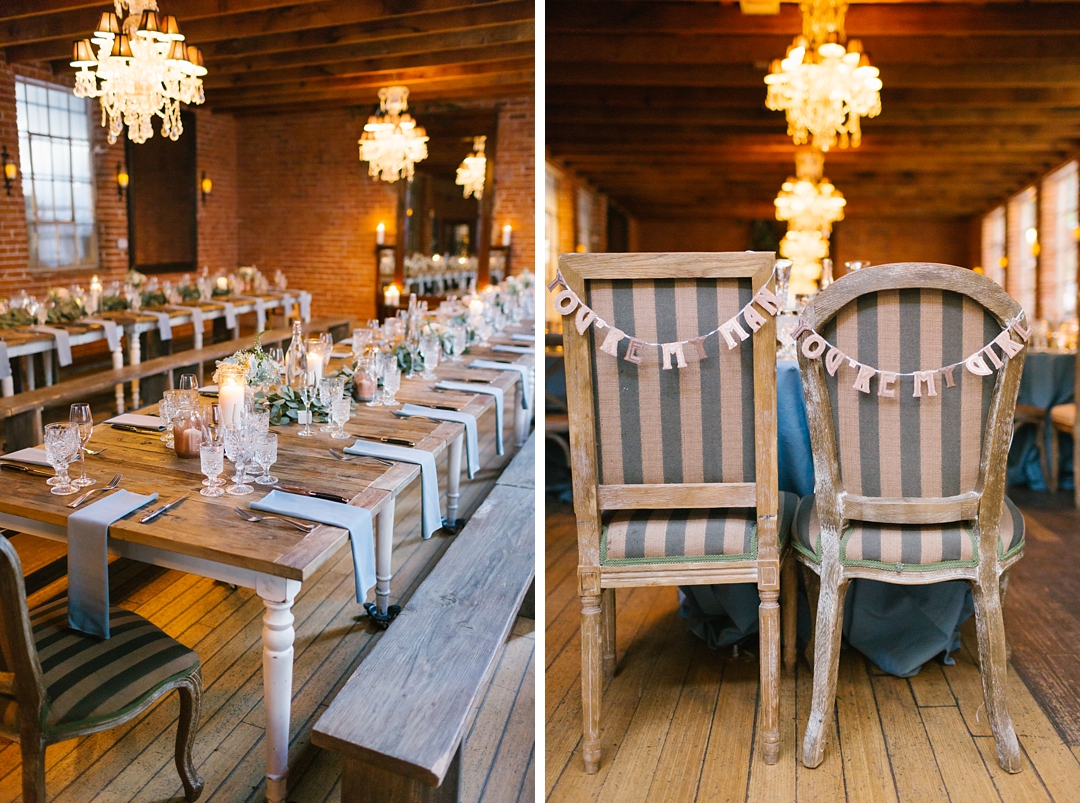 his and hers wedding chairs