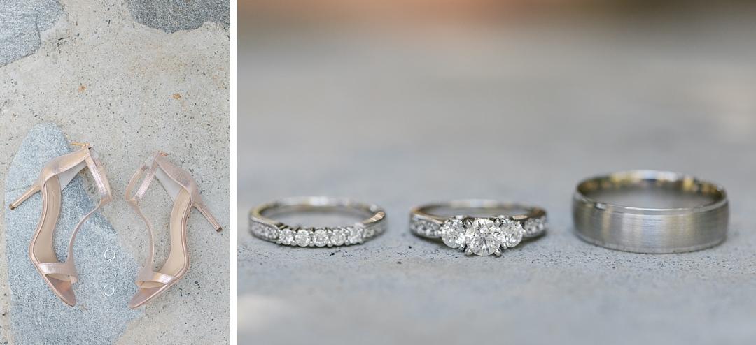 topanga canyon wedding details