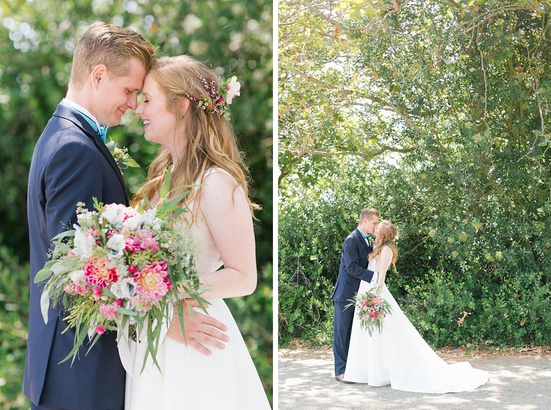 boho palos verdes wedding photography