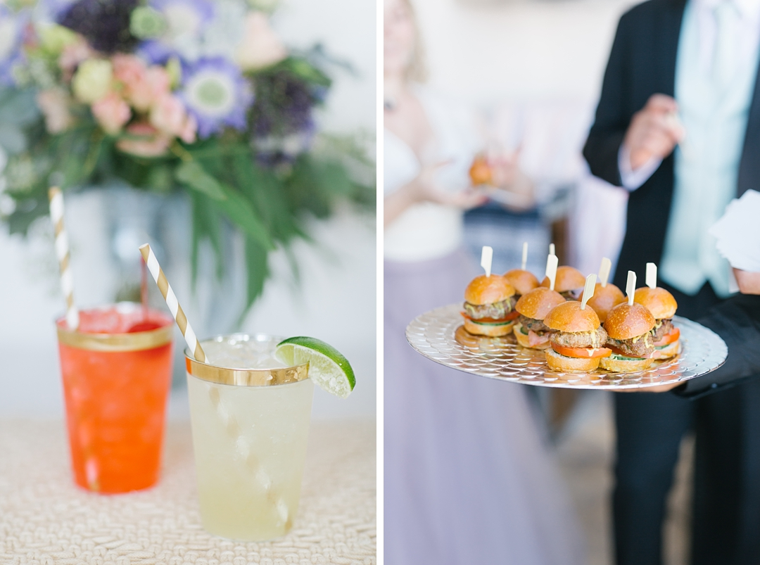 palos verdes private residence wedding catered by New York Food