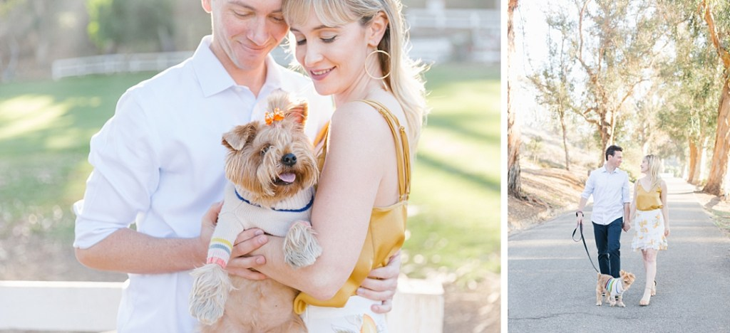 Will Rogers State Park engagement session