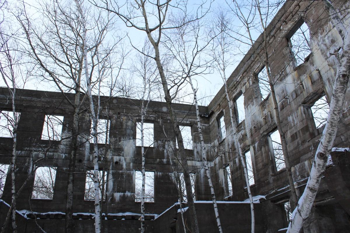 Abandoned Overlook Mountain Hotel