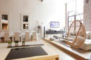 Le loft de RachelStylise: construction et décoration