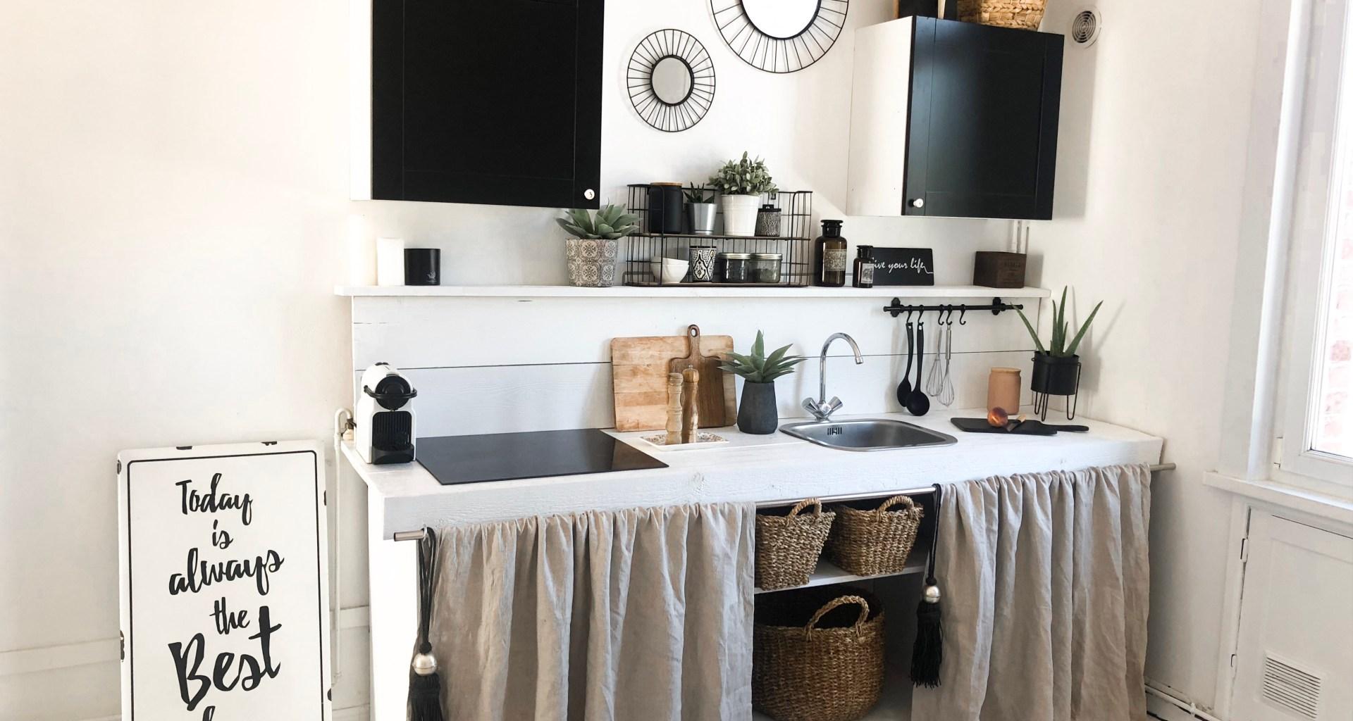 Comment créer sois-même sa cuisine pas cher et en 11h : Do It Yourself