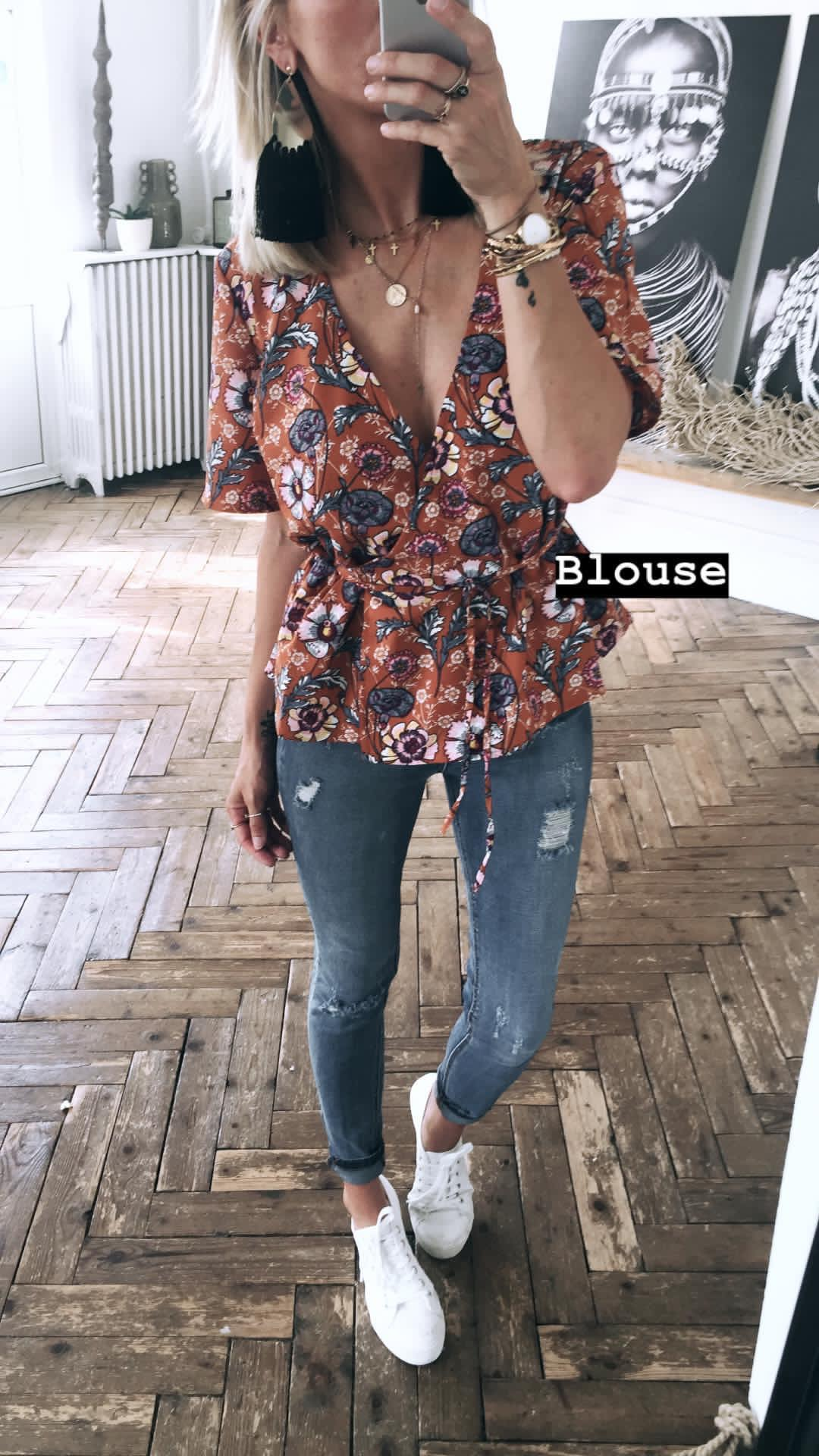 blouse pimkie