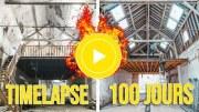 TIMELAPSE RÉNOVATION : 100 JOURS DE GROS OEUVRE EN COUPLE