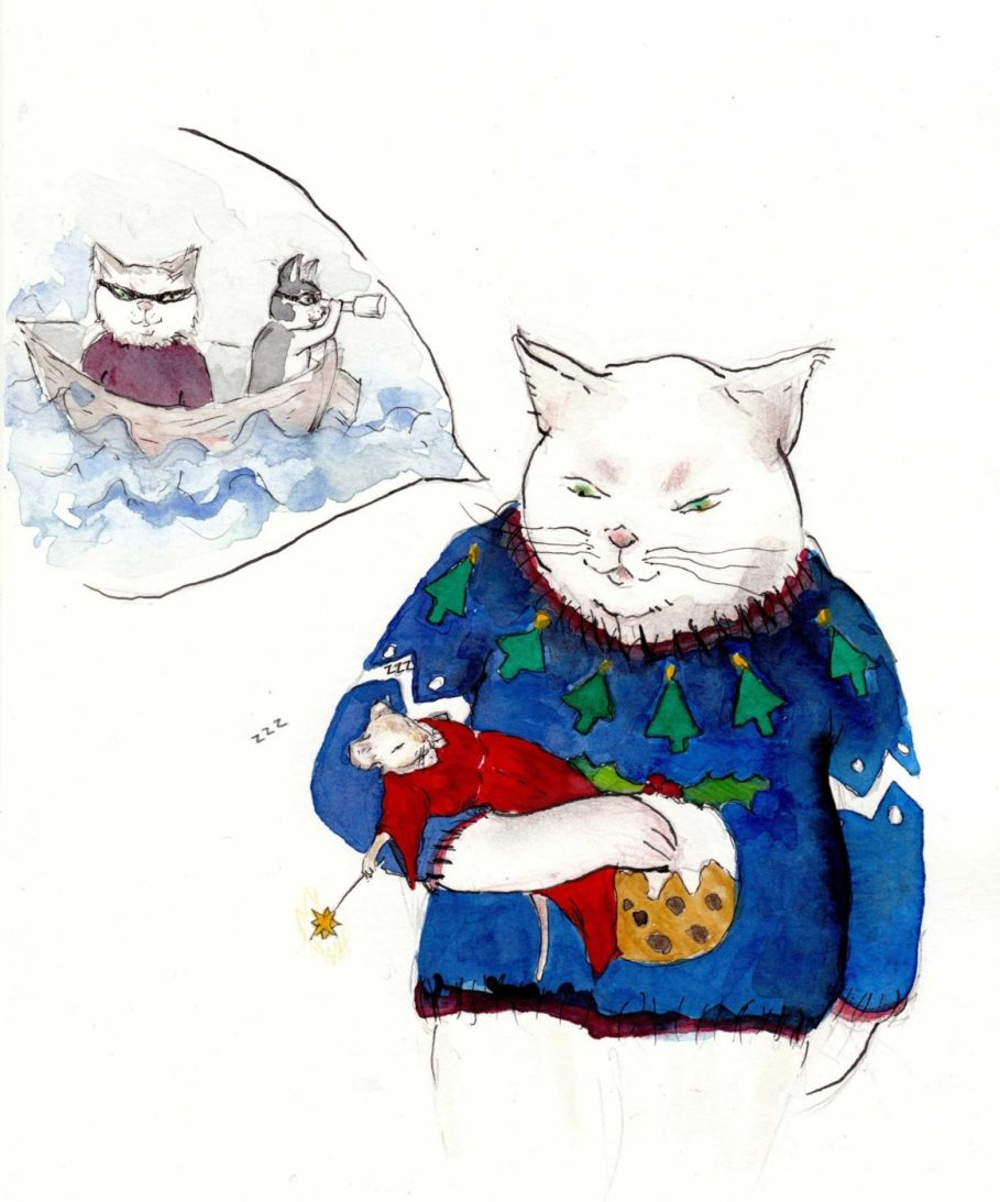 cat-xmas-mouse-bedtime-story-advent-drawing