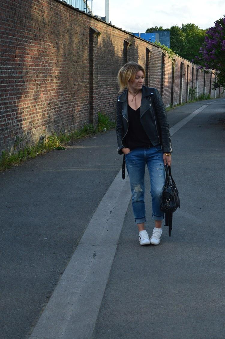 jeans boyfriend perfecto zara rachel vdw blog mode lille