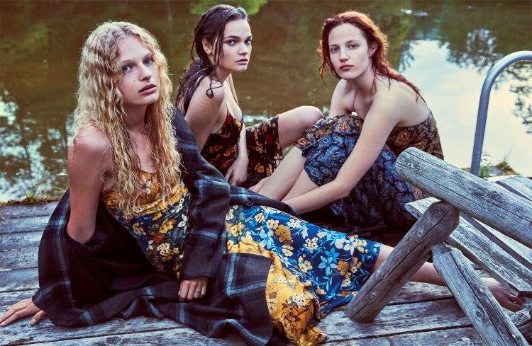 tendances de la rentree 2016 que porter fleurs jacquard rachel vdw blog mode lille