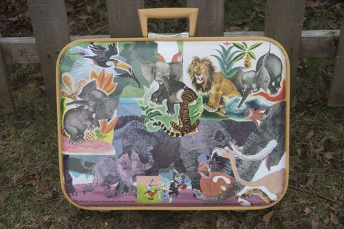 Decoupage Suitcase 2