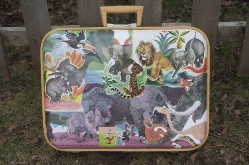 Decoupage Suitcase 2