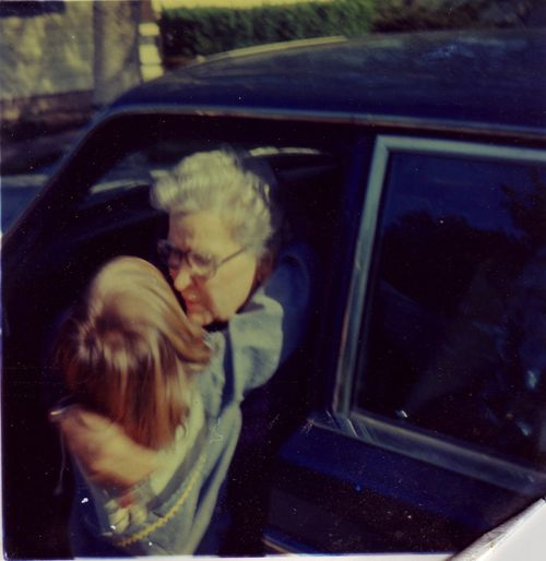Grandma and Rachel