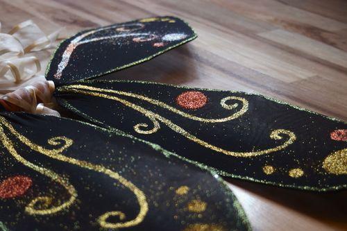 DIY Fairy Wings | Clean : : the LuSa Organics Blog