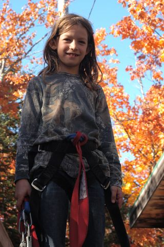 Building confidence in kids.   Clean : : the LuSa Organics Blog