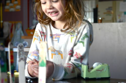 Popsicle Town | Clean : : the LuSa Organics Blog