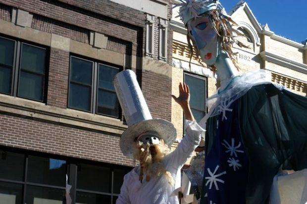 Viroqua Harvest Parade 2013 [Clean.]