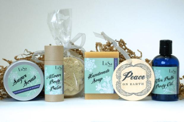 LuSa Organics Giveaway!