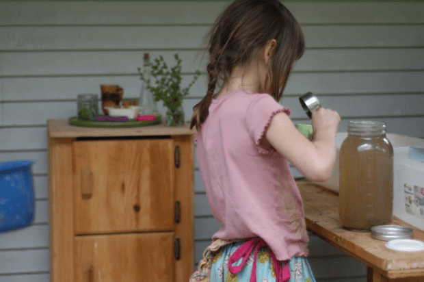 What children need. {Clean. the LuSa Organics Blog}