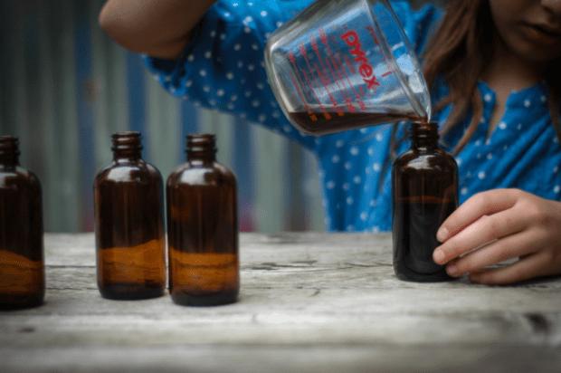 November 2017: an herbal women's retreat