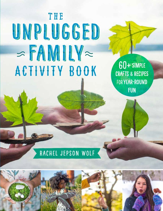 Unplugged Family cover