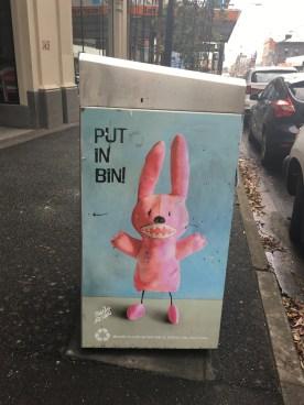 Put In Bin Bunny