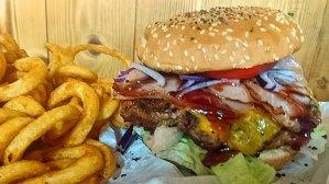 Lumberjack-Burger