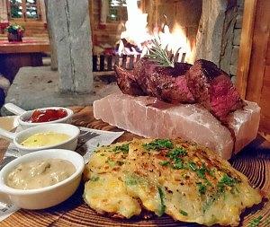 Rocky Mountains Filet Steak