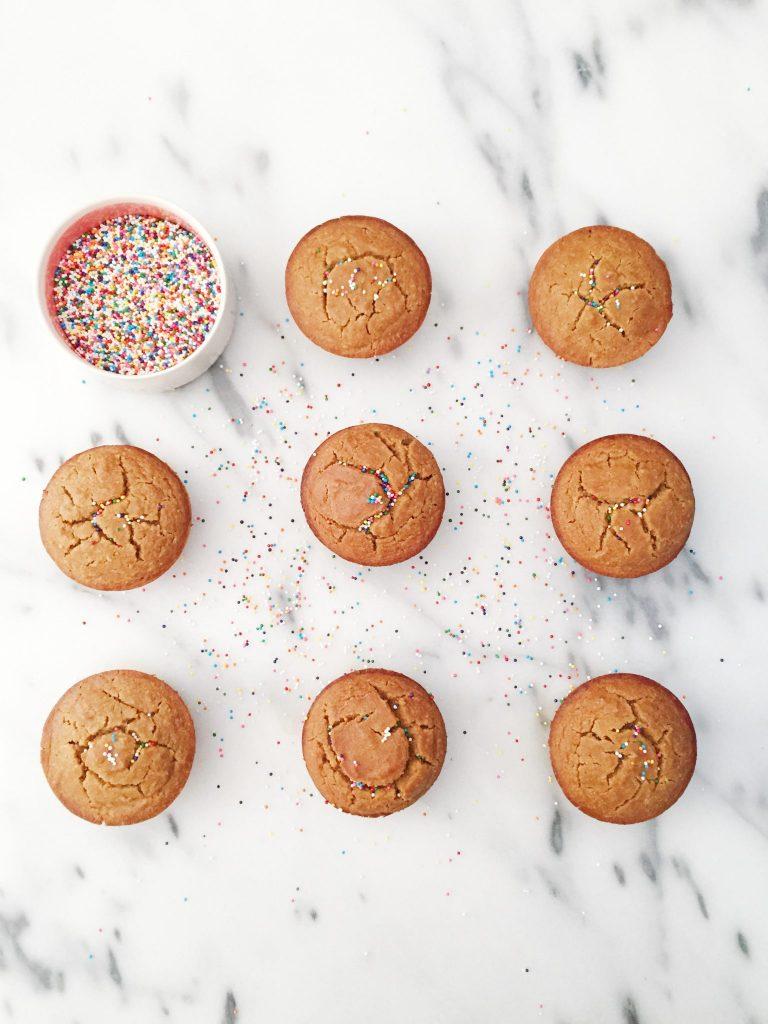 Banana Muffins (A Simple Celebration)