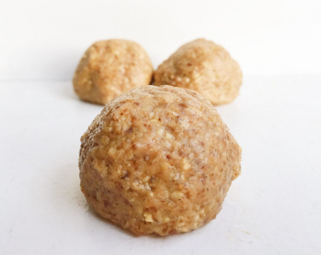 Vanilla Almond Bliss Balls