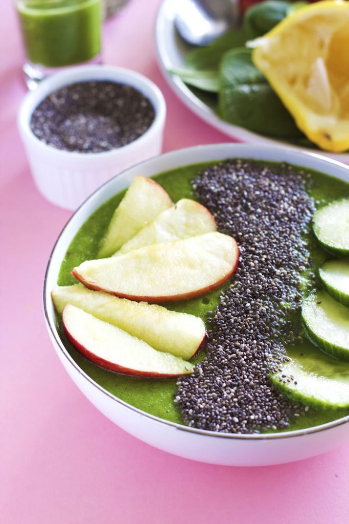 Detox Smoothie Bowl 5