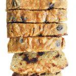 Grain-free Chocolate Chip Banana Bread