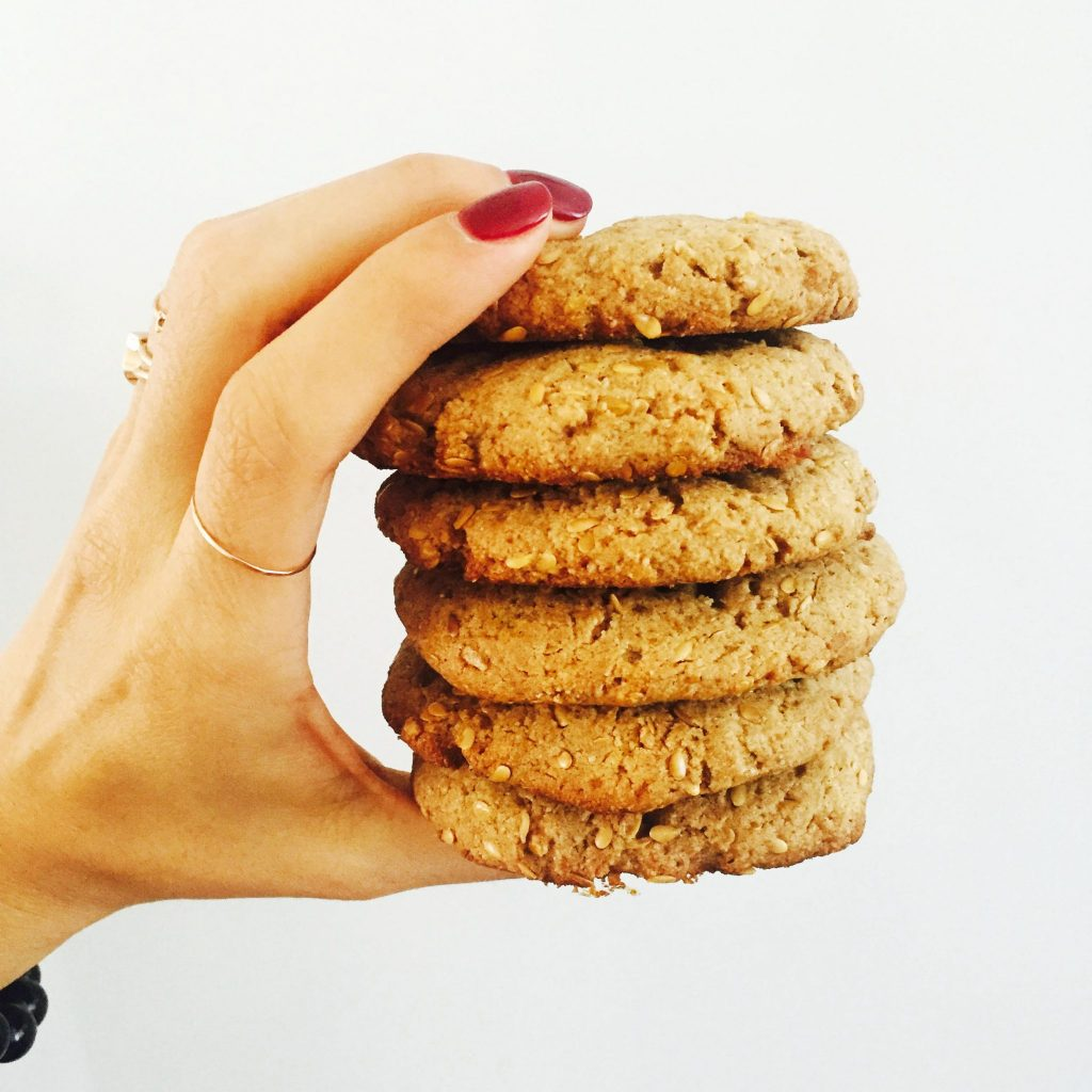 Honey Maca Cookies